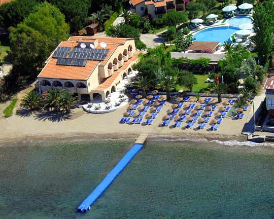 Почивка в DOGAN PARADISE BEACH RESORT 3*
