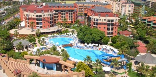 Почивка в PALMERAS BEACH CLUB (Ex. Club İnsula) 4*