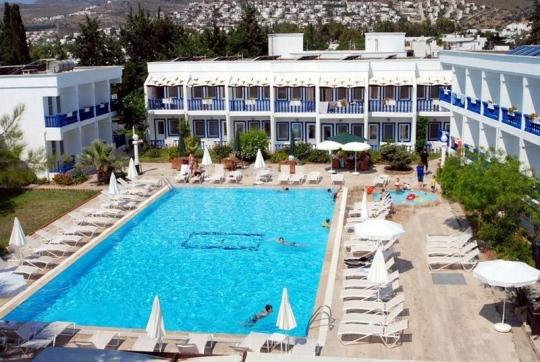 Почивка в MESTRA HOTEL (ex. Poseidon Club 3*)