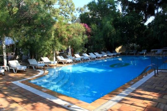 Почивка в OKALIPTUS HOTEL 3*