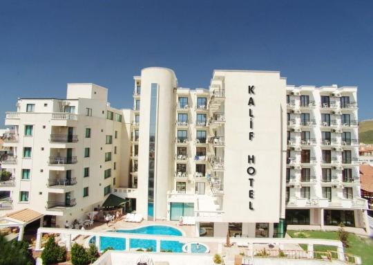 Почивка в KALIF HOTEL AYVALIK