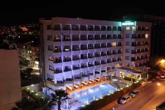 Почивка в PALM HOTEL 3+*