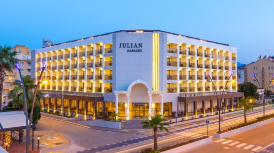 Почивка в JULIAN DOWNTOWN MARMARIS 4*