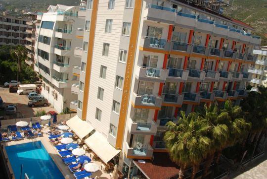 Почивка в ARSI KLEOPATRA HOTEL 3*