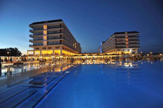 Почивка в EFTALIA AQUA HOTEL  5*