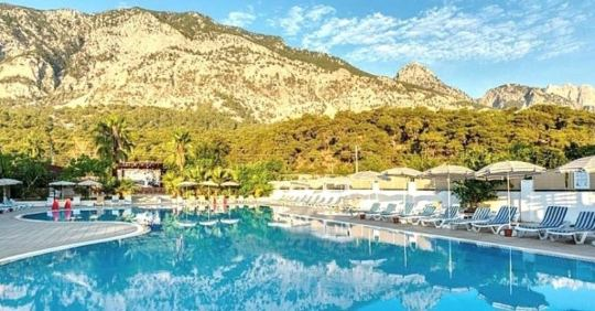 Почивка в MAGIC SUN KEMER HOTEL 4 *