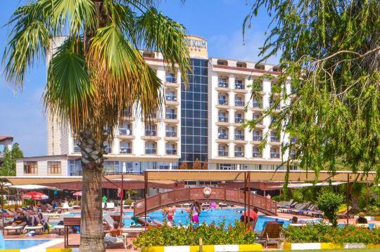 Почивка в SIDEKUM HOTEL 4*