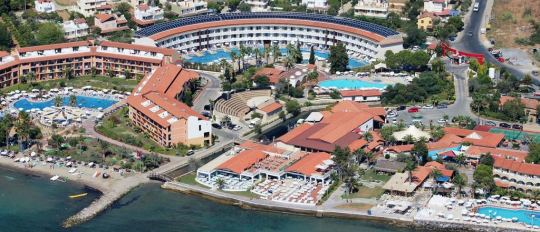 Почивка в EPHESIA HOLIDAY BEACH CLUB HV1*