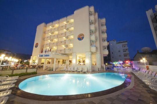 Почивка в SELEN HOTEL 3*