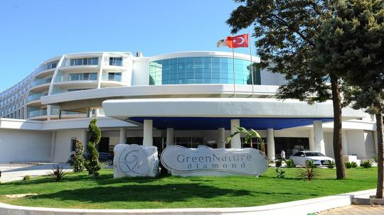Почивка в GREEN NATURE DIAMOND 5*
