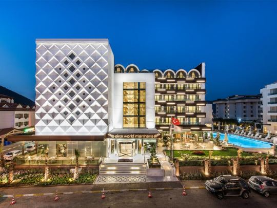 Почивка в ELITE WORLD MARMARIS HOTEL 4*+