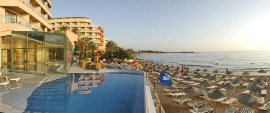 Почивка в ASKA JUST IN BEACH 4*