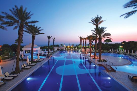 Почивка в LIMAK ATLANTIS RESORT - 5*