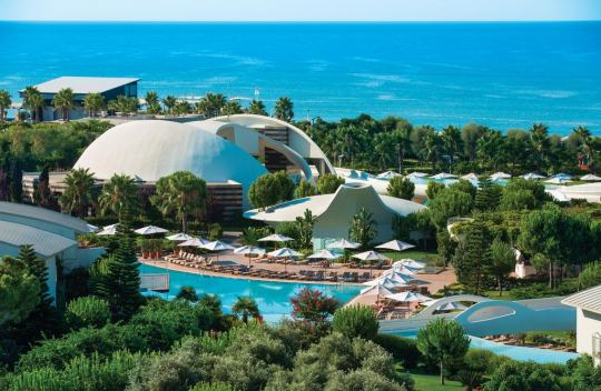 Почивка в CORNELIA DIAMOND GOLF RESORT & SPA - 5*