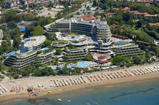 Почивка в CRYSTAL SUNRISE QUEEN 5*