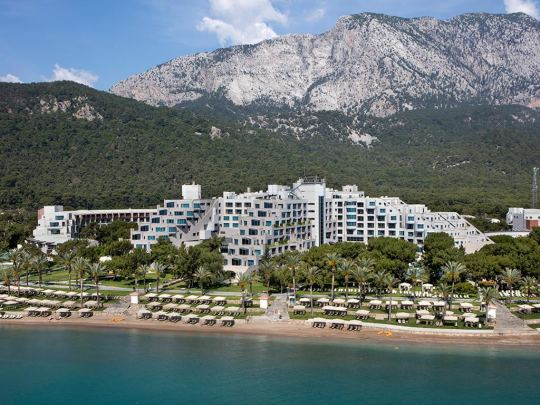 Почивка в RIXOS SUNGATE PORT ROYALE - 5*