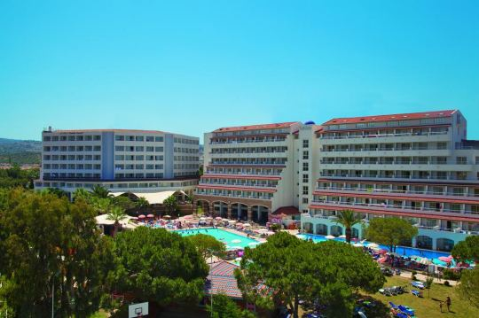 Почивка в BATIHAN BEACH RESORT & SPA 4*