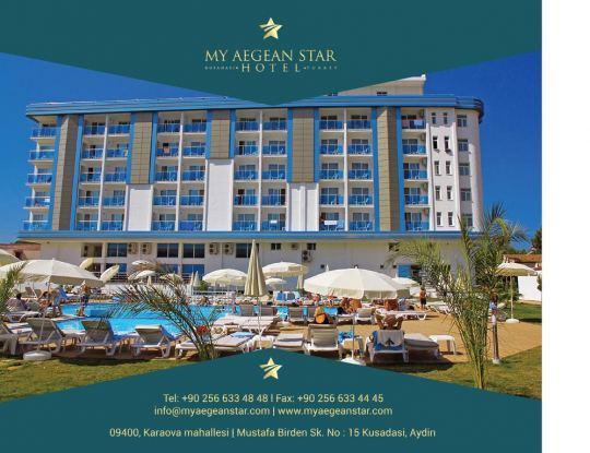 Почивка в MY AEGEAN STAR HOTEL 3+*