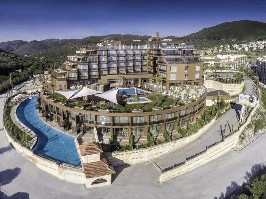 Почивка в SUHAN 360 HOTEL BEACH 5*