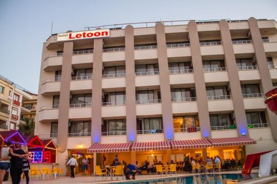 Почивка в LETOON HOTEL 3*