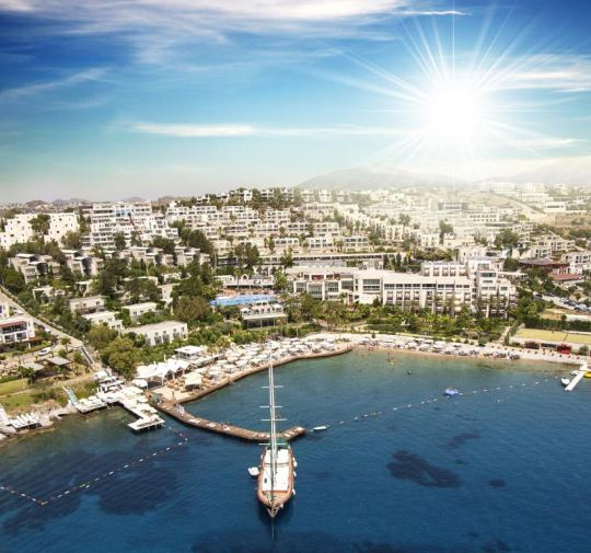 Почивка в ISIS HOTEL GODDESS OF BODRUM 5*
