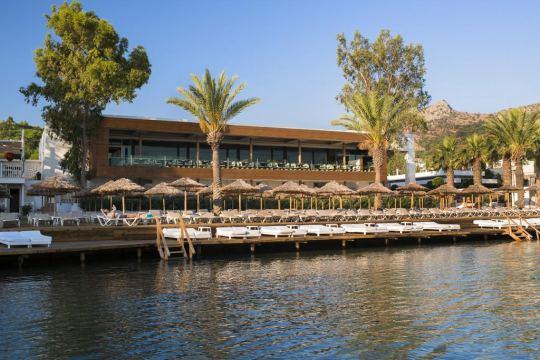 Почивка в VOYAGE TURKBUKU HOTEL 5*