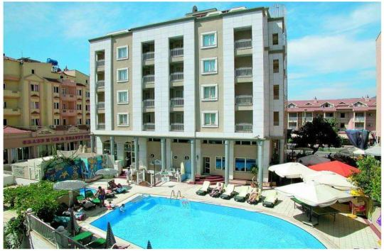 Почивка в HOTEL ALMENA 3*+
