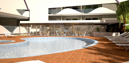 Почивка в ARSI ENFI CITY HOTEL 3*