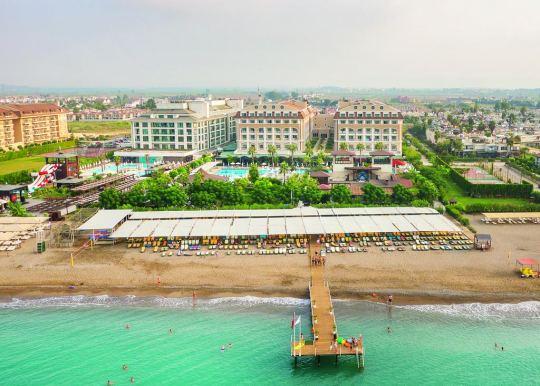 Почивка в MAXHOLIDAY HOTEL 5*