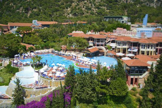 Почивка в LIBERTY HOTELS LYKIA 5*
