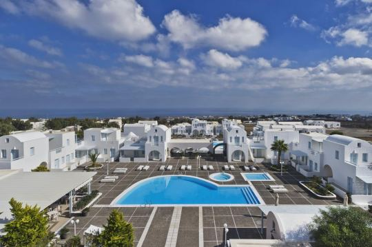 Почивка в EL GRECO RESORT & SPA 4*