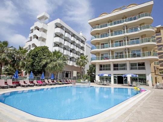 Почивка в ALKAN HOTEL 3*