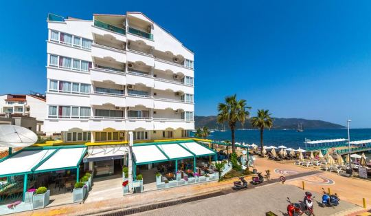 ֿמקטגךא ג HONEYMOON HOTEL MARMARIS 3*