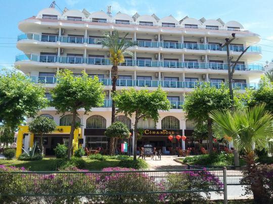 Почивка в CIHANTURK HOTEL 3*