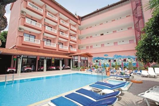 Почивка в KIVILCIM HOTEL 2*+