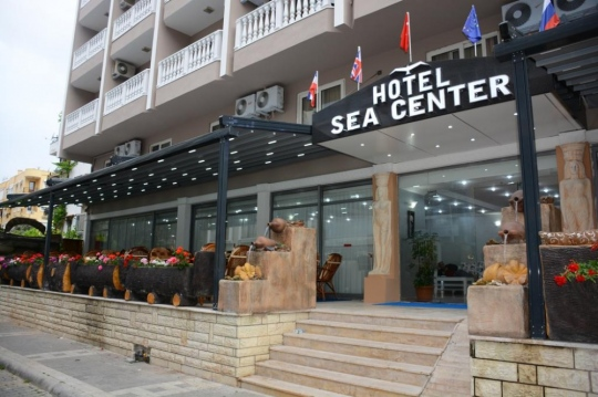 Почивка в MARMARIS SEA CENTER HOTEL 3*