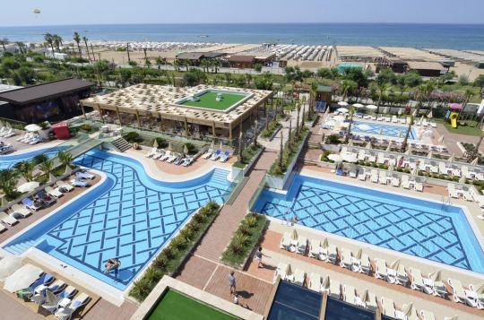Почивка в TRENDY VERBENA BEACH HOTEL 5*