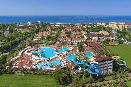 Почивка в CLUB HOTEL TURAN PRINCE WORLD 5*