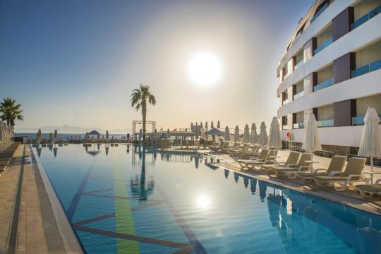 Почивка в GRAND PARK BODRUM 5* ( ex. Yelken SPA & WELLNESS)