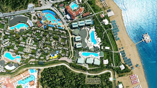 Почивка в VONRESORT ELITE HOTEL 5*