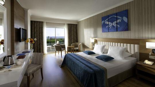 Почивка в ADALIYA OCEAN RESORT HOTEL 5*