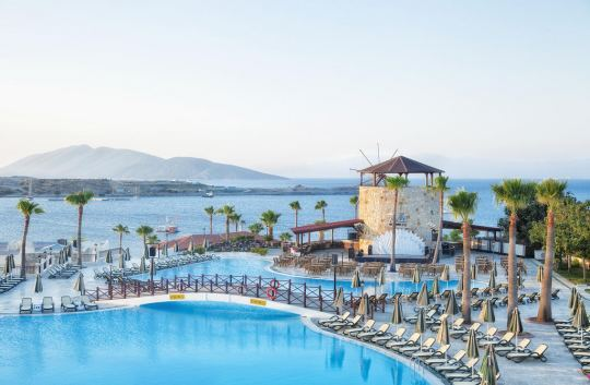 Почивка в ASTERIA BODRUM RESORT 5*