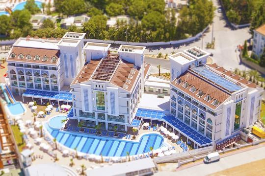 Почивка в DIAMOND ELITE HOTEL & SPA - 5*