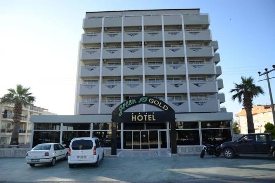 Почивка в GREEN GOLD HOTEL 3*