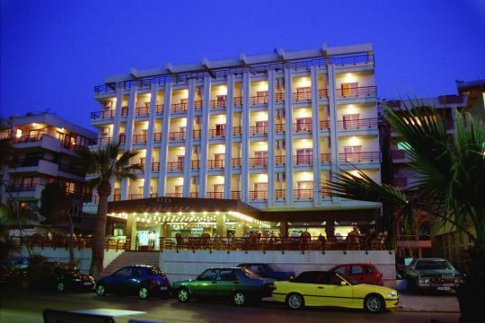 Почивка в KAYHANBEY HOTEL - 4*