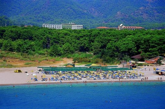 Почивка в ARMAS KAPLAN PARADISE HOTEL 5*