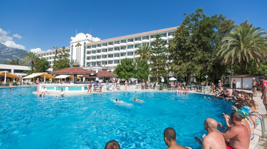Почивка в LARISSA PHASELIS PRINCESS 5*