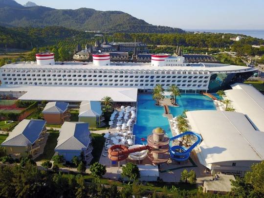 Почивка в ARMAS TRANSATLANTIK HOTEL SPA 5*