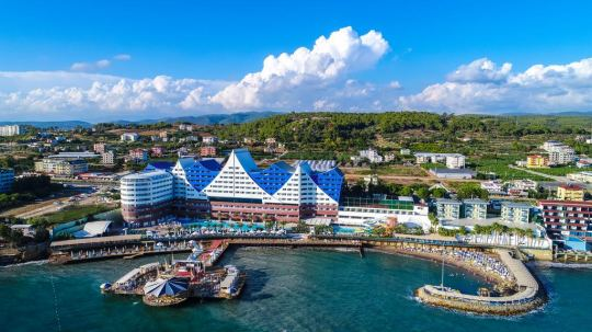 Почивка в ORANGE COUNTY ALANYA 5*