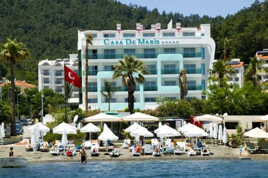 Почивка в CASA DE MARIS RESORT & SPA 5*